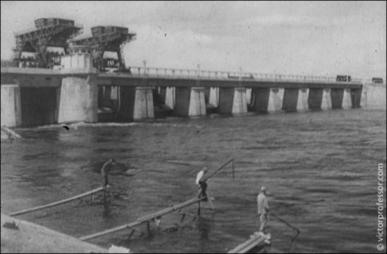 Иваньковская плотина