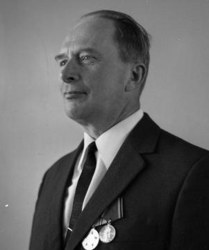 Лебеднов А.И., архивное фото