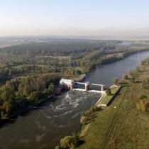 Рублевская плотина