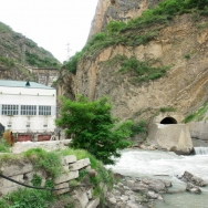 Гергебильская ГЭС. Фото пресс-службы Дагестанского филиала РусГидро