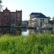 Озерская ГЭС, фото Википедии.